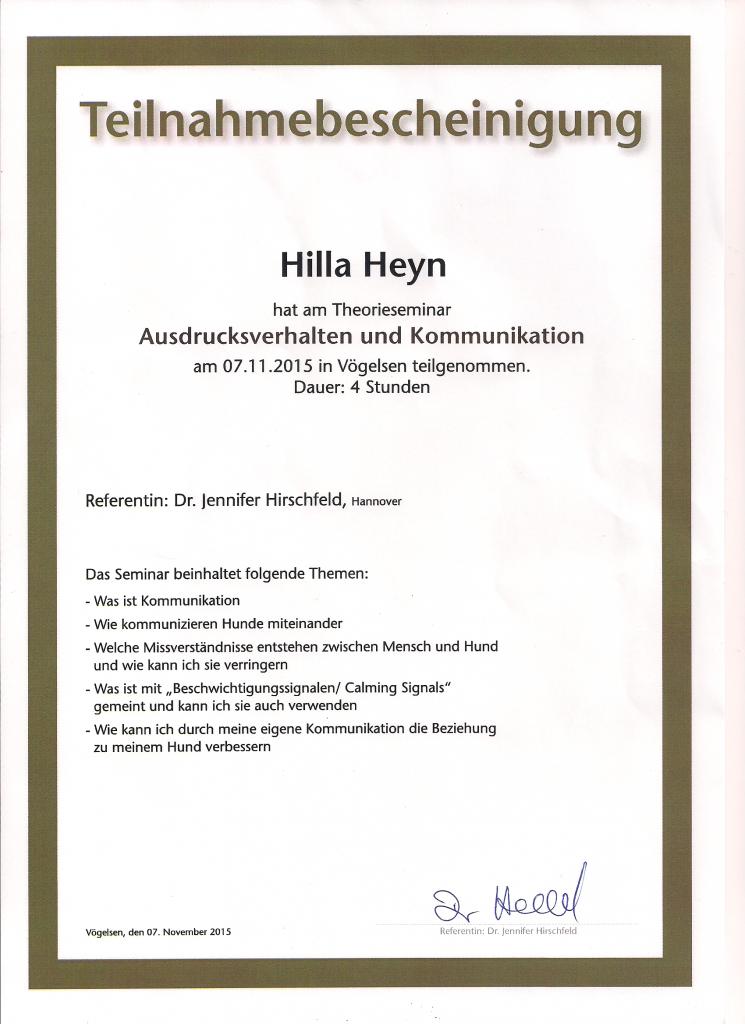 Hirschfeld 15000